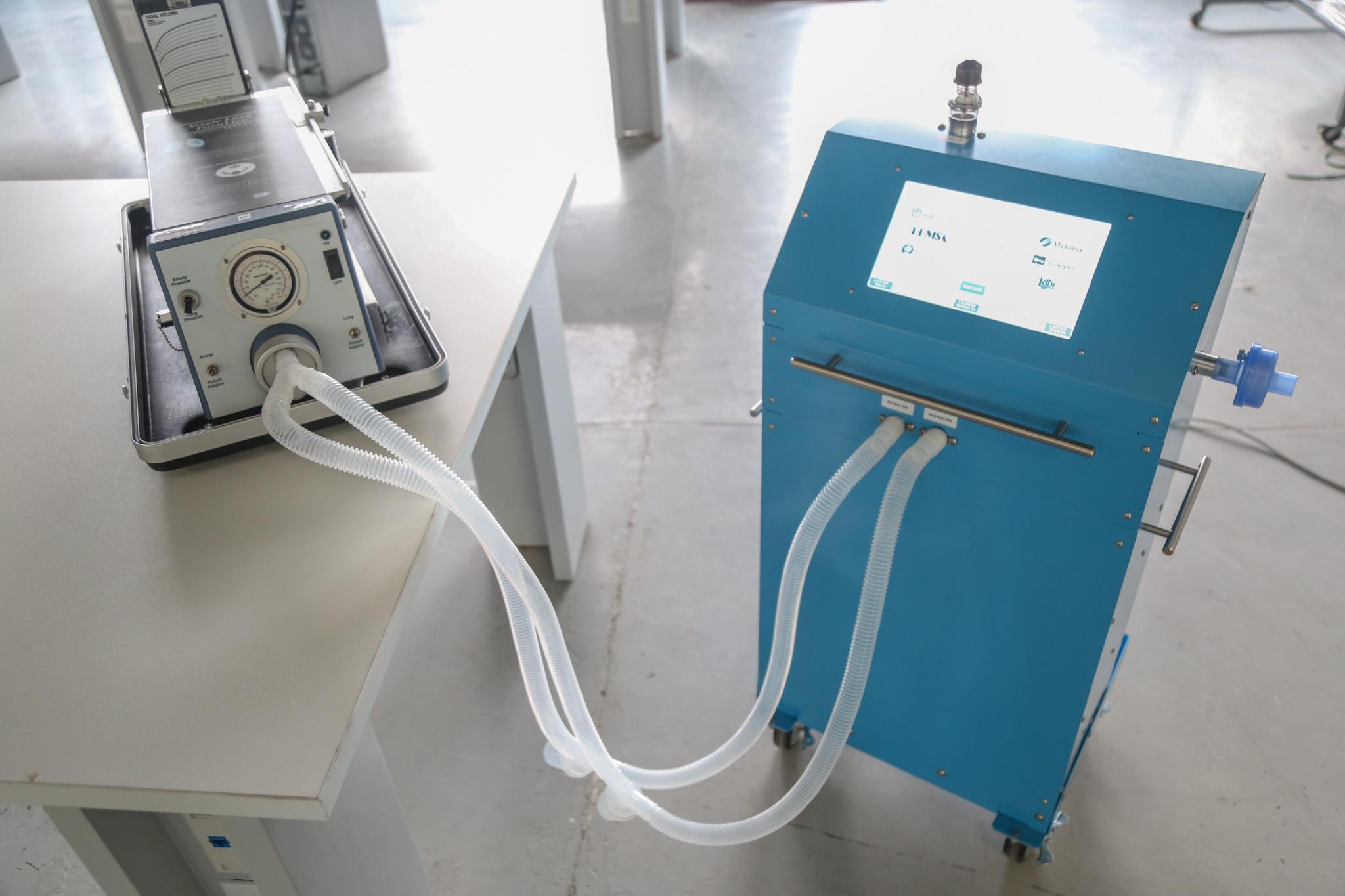 1 Ventilador VSZ-20-2 GSE Biomedical