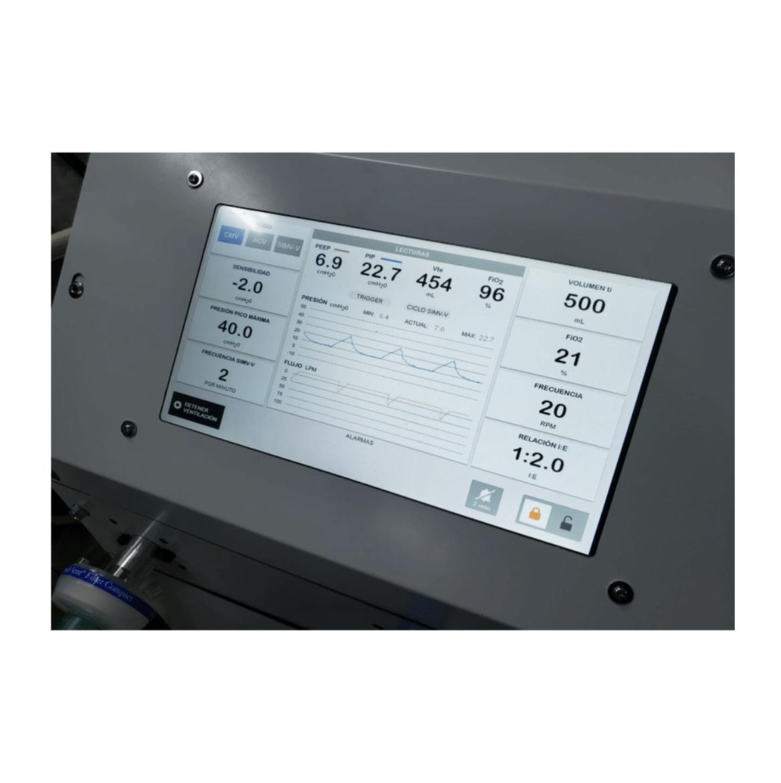 GSE Biomedical VSZ-20-2 Ventilator